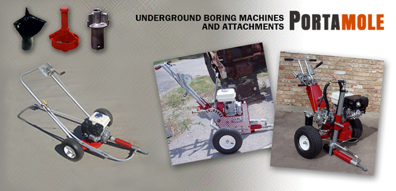 Horizontal Directional Trenchless Drilling Machine ... |Underground Boring Bits